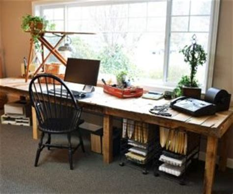 desk made from pallets 19 diy pallet desks a way to save and to