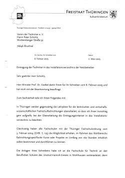 Offizielle Ansprache Brief Englisch das installationsverzeichnis vdt