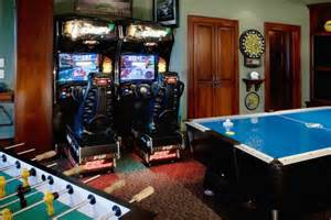 The Ultimate Game Room - 12 epic man caves that would make your father proud new home builder renovations and