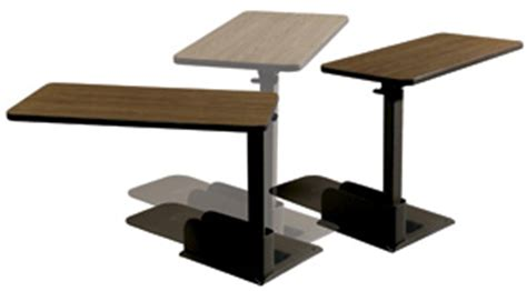 Recliner Tray Table by Overbed Table For Lift Chairs Standard Recliners Or Couches