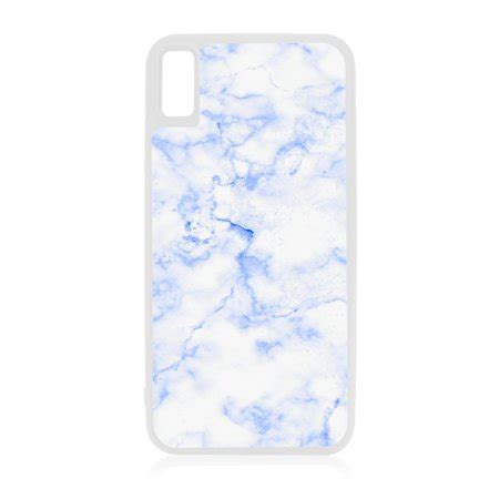 blue  white iphone xr marble case  xr marble phone