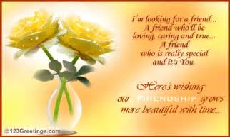 i ve found a friend in you free hello ecards greeting cards 123 greetings