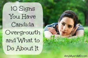 10 signs you candida overgrowth and what to do about