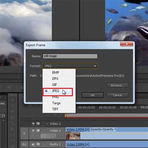 export format adobe premiere pro how to export in premiere pro cs6 howtech