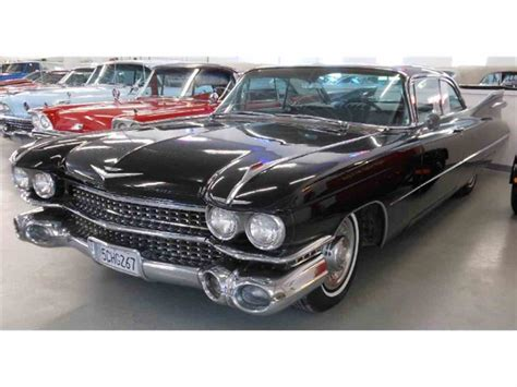59 cadillac coupe for sale 1959 cadillac for sale classiccars cc 955100