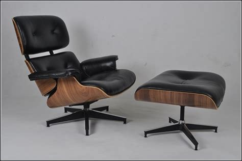 Knock Eames Lounge Chair by Eames Lounge Chair White Chairs Home Design Ideas