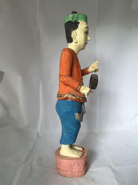 Ij Iv Widya Syarii Navy statue collectors weekly