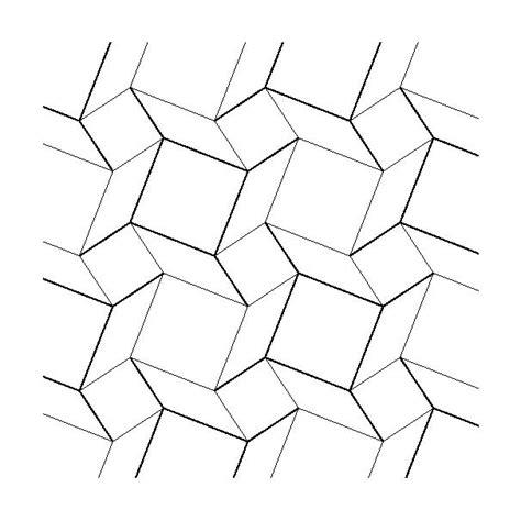 tessellation templates paper mosaics origami tessellations