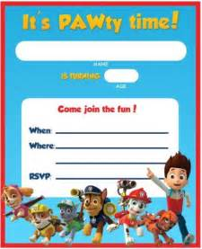 make your preschool birthday party a blast with these paw