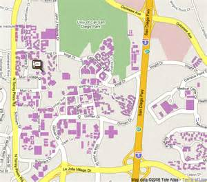 Uc San Diego Map by How To Find Us