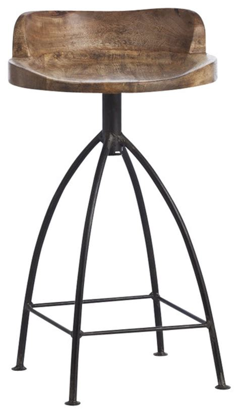 Counter Bar Stools Henson Counter Stool Industrial Bar Stools And Counter
