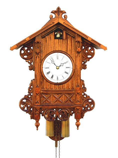 clock made of clocks exclusive cuckoo clocks family business in 5th