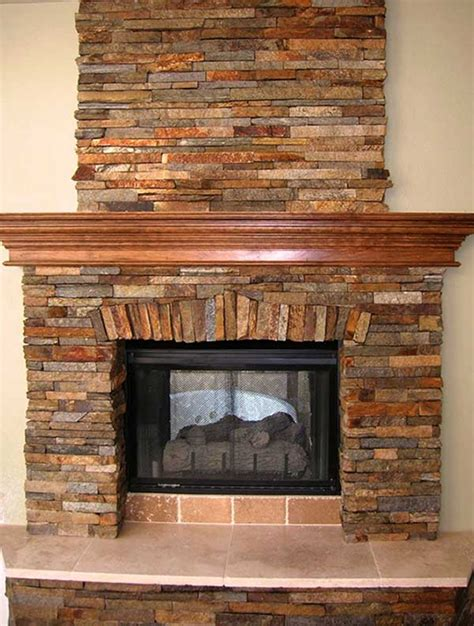 brick fireplace boulder hearth premiere quality
