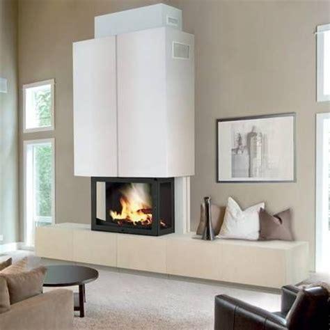 foyer 3 faces gaz prix chemin 233 e designe avec banquette et insert 3 faces divers