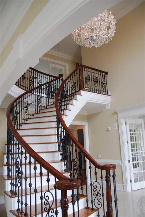 whats a banister what s the pattern for the iron balusters