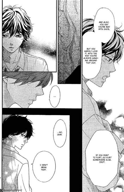 blue ending meaning ao haru ride kou is being ao haru ride