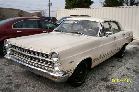 Ford Fairlane by 82 1967 Ford Fairlane 500 Fastback 1969 Ford Fairlane