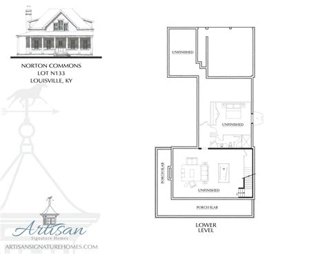 signature homes floor plans artisan signature homes custom home builder louisville norton commons lot n133