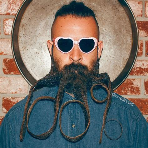 New Epic Beard Designs By Mr Incredibeard 9 Epic Styles