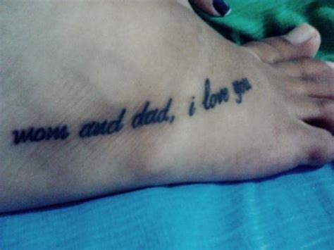 top 18 mom dad tattoo designs amazing tattoo ideas