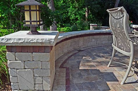 Outdoor & Garden Design: Decorative Natty Unilock Pavers