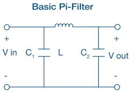 how capacitors work as filters 2 answers what are the advantages of pi filter capacitor filter quora