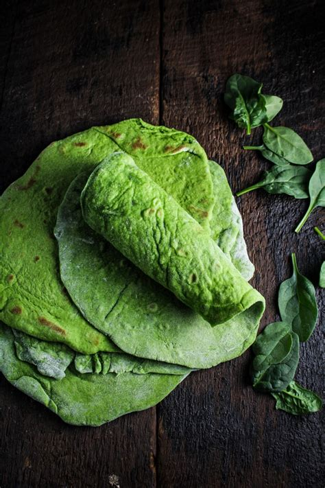 Microwave Rewez monthly fitness goals july spinach wraps with