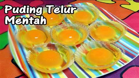 membuat yogurt rasa mangga cara membuat puding telur mentah rasa mangga leci youtube