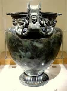 le vase de la de vix picture of tresor de vix