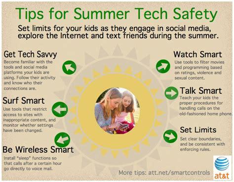 Some Tips For Summer by Summer Digital Safety Tips Sue Scheff Blogsue Scheff