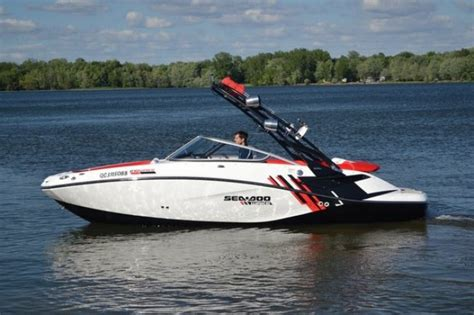 sea doo wake 230 jet boat seadoo 230 wake