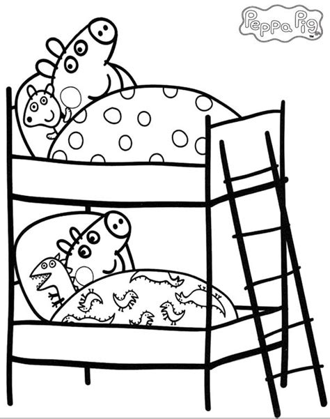 peppa pig christmas coloring pages peppa pig coloring pages and sheets http procoloring com