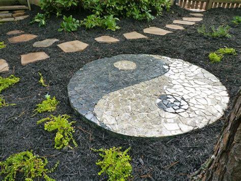 Yin Yang Garten by Backyard Makeover Asian Landscape Atlanta By