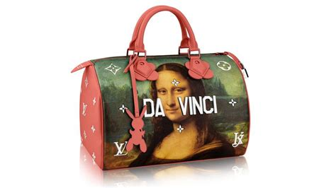 News Reworks The Classics For Louis Vuitton by Historical Handbags Jeff Koons Louis Vuitton