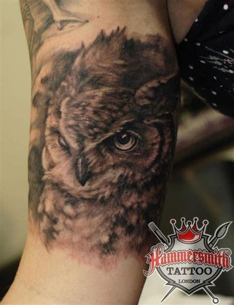 owl tattoo london 25 best ideas about realistic owl tattoo on pinterest