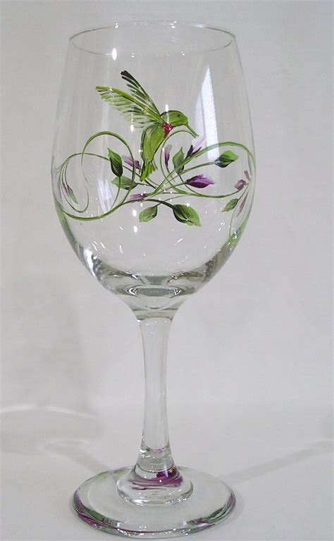 painting glass best 25 painted wine glasses ideas on