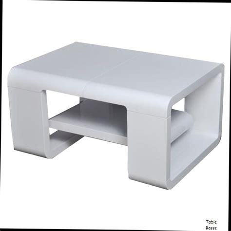 Table Basse A Rallonge