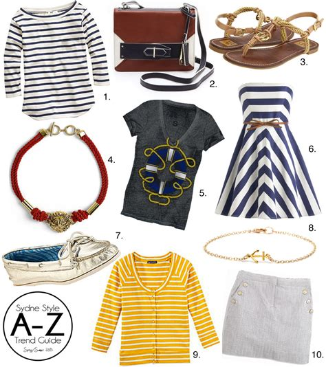 From Pirate To Yacht Club The Nautical Trend Is Evolving by A Z Trend Guide Yacht Club Sydne Style