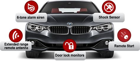 in car security security alarm systems tint world