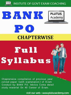 exam pattern bank po bank po pre mains full syllabus exam pattern