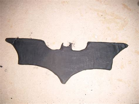 How To Make A Paper Batman Batarang - batman batarang working prop paper machea