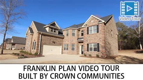 crown homes floor plans franklin floorplan by crown communities in columbia