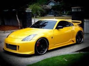 2003 Nissan 250z Yellow Nissan 350z Upgrade The Interior Of Your 350z With