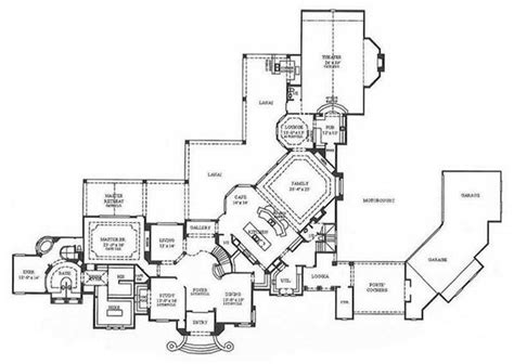 luxury custom home floor plans custom luxury homes floor plans house design ideas