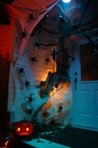 Home Fall Decorating Ideas the best 35 front door decors for this year s halloween
