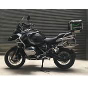 BMW GS 1200 Adventure Triple Black  Man &amp Motor Bikes