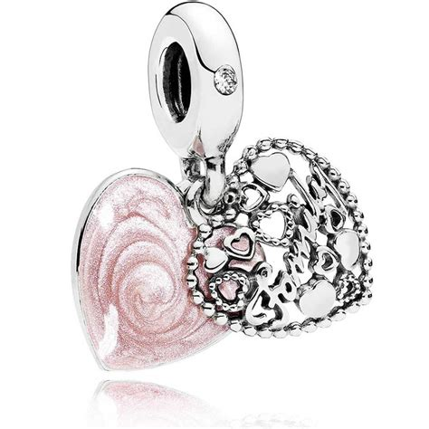 who makes pandora jewelry pandora makes a family charm 796459en28 the hut