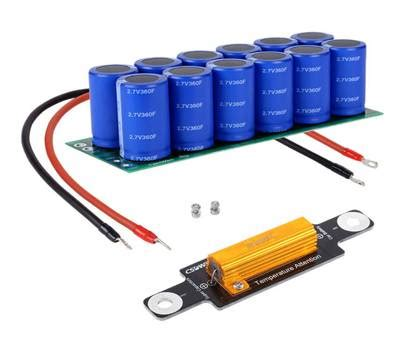 capacitor capping layer supercapacitor technology basics assignment point