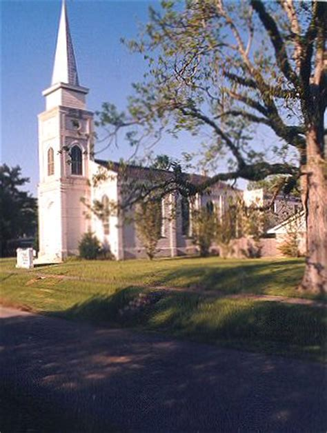 historic churches  east feliciana parish