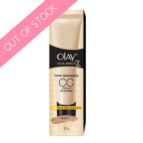 Olay Total Effect Cc olay total effects pore minimizing cc medium
